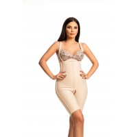 Pantalon liposuctie cu spate inalt HBG01